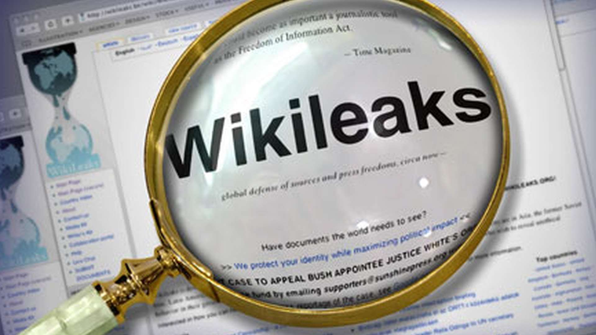 Ελευθερία, δημοκρατία, διαφάνεια και το Wikileaks
