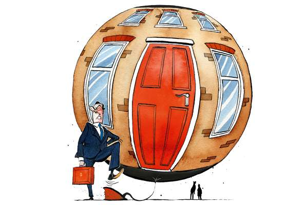 George Osborne's property bubble will lead to disaster