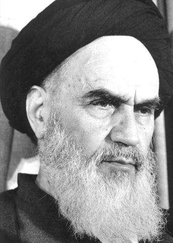 Ayatollah Ruhollah Khomeini (1902-1989) (photo)