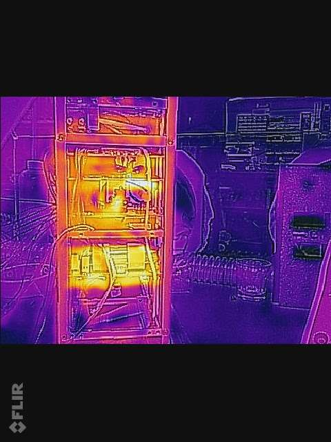 Final subsystem thermal inspection