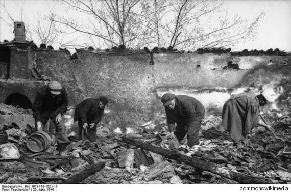 καταστροφές σπιτιών στη Θεσπρωτία