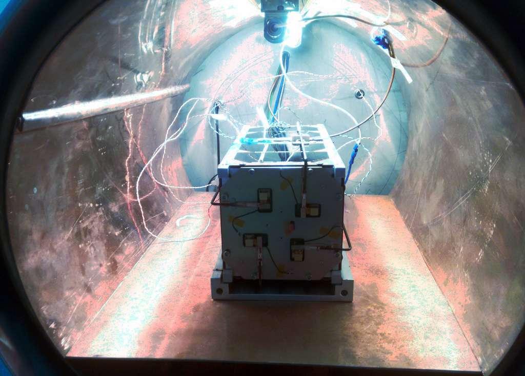 Ο UPsat είναι ο πρώτος μικροδορυφόρος που κατασκευάστηκε αποκλειστικά στην Ελλάδα μετά τη συνεργασία των τμημάτων MEAD & ECE του Παν. Πατρών με την επίσης ελληνική, μη κερδοσκοπική εταιρεία «Libre Space Foundation» (LSF).