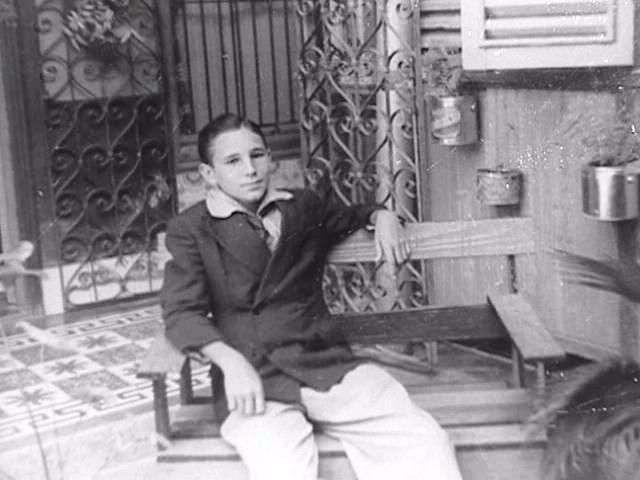 Ο Κάστρο το 1940