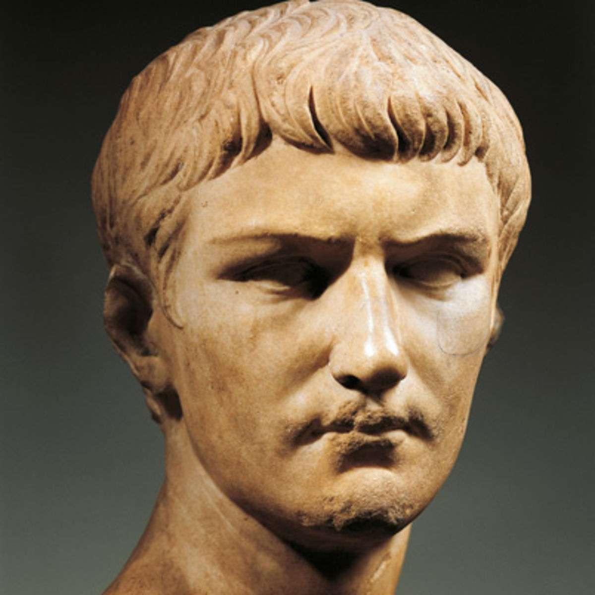 Ο Γάιος Ιούλιος Καίσαρας Γερμανικός (Gaius Iulius Caesar Germanicus[1], 31 Αυγούστου 12 – 24 Ιανουαρίου 41), πιο γνωστός από το προσωνύμιο Καλιγούλας, ήταν Ρωμαίος αυτοκράτορας από το 37 έως το 41.