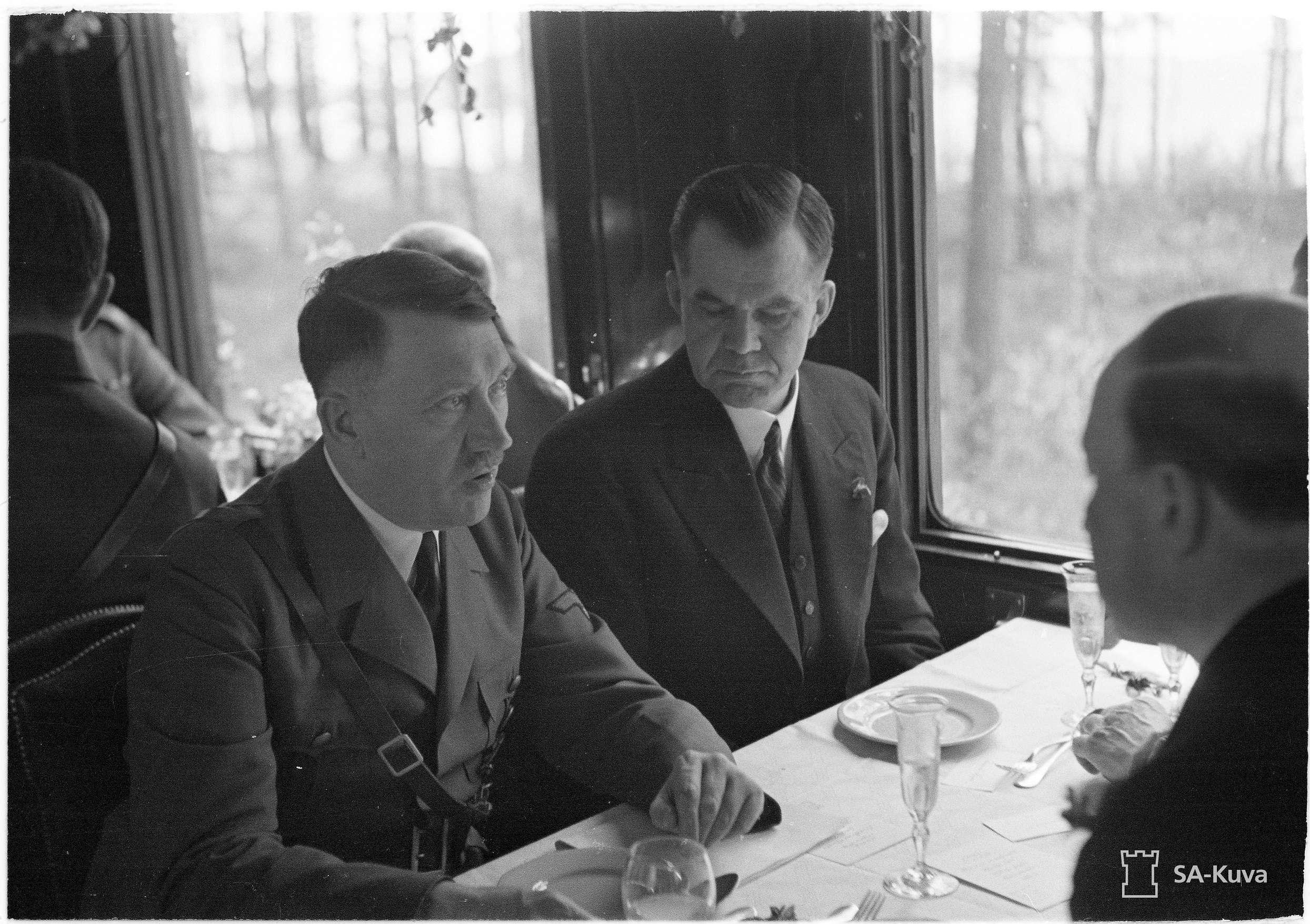 Ακούστε τη φυσιολογική φωνή του Χίτλερ σε μια μυστική συνομιλία