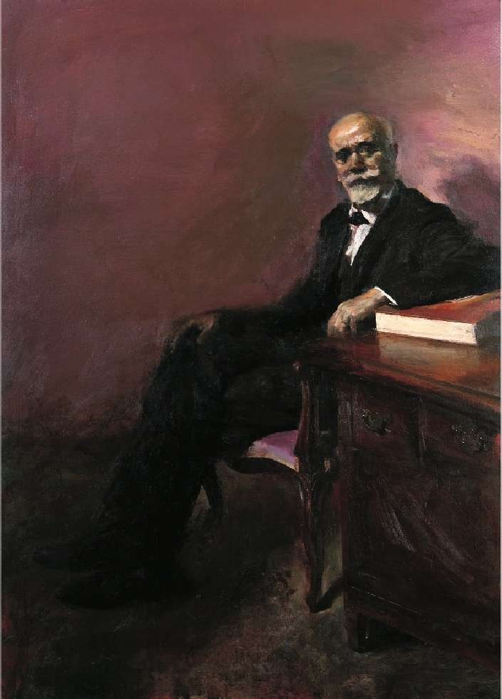 Γιώργος Ρόρρης, Προσωπογραφία του Ελευθέριου Βενιζέλου
