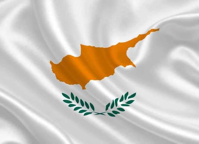 η σημαία της Κυπριακής Δημοκρατίας