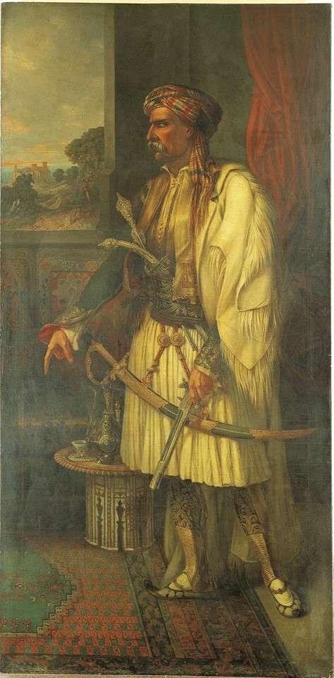 Πορτρέτο του Θεόδωρου Κολοκοτρώνη, Μουσείο Μπενάκη