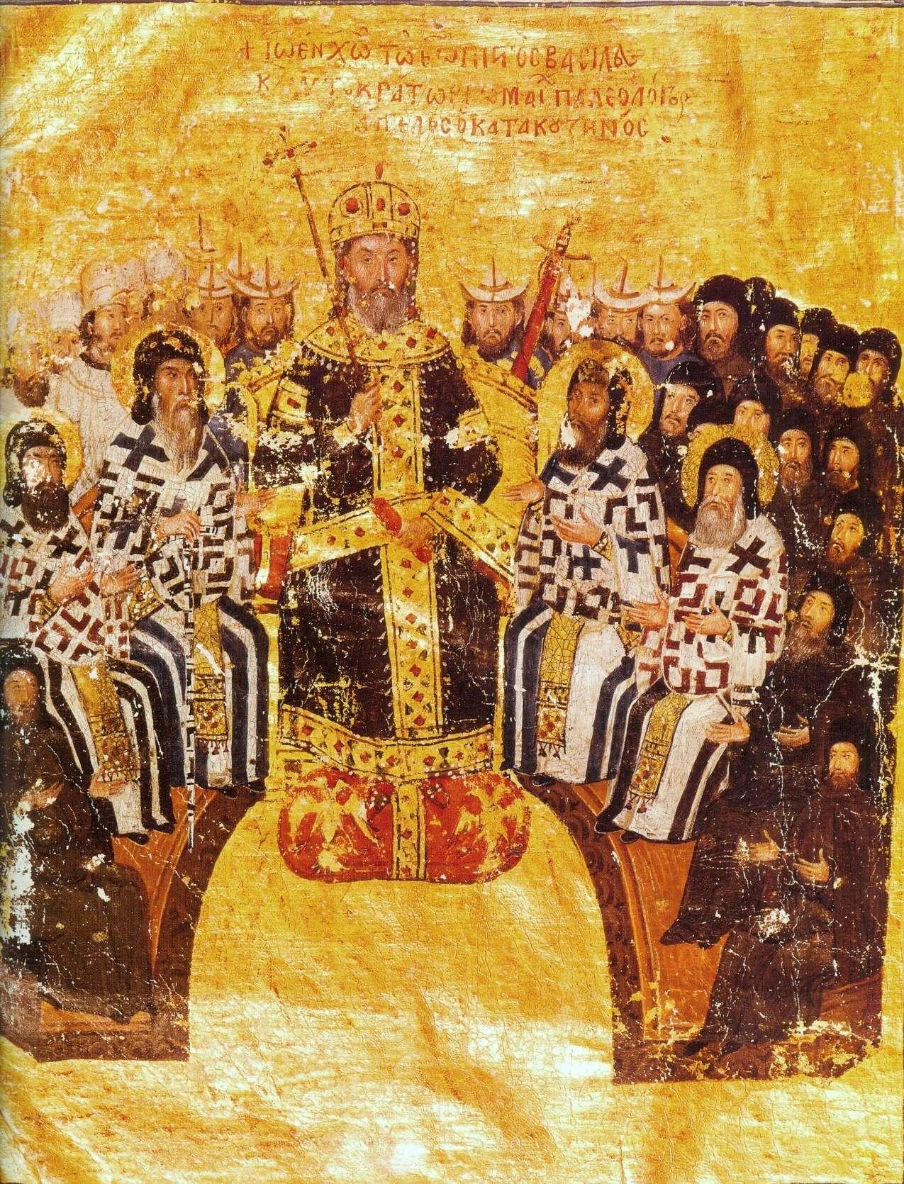 Ο Ιωάννης ΣΤ' Καντακουζηνός (π.1292 - 15 Ιουνίου 1383) ήταν Βυζαντινός αυτοκράτορας και ιστορικός ο οποίος κάθισε στο θρόνο από το 1341 μέχρι την εκούσια παραίτησή του το 1354.