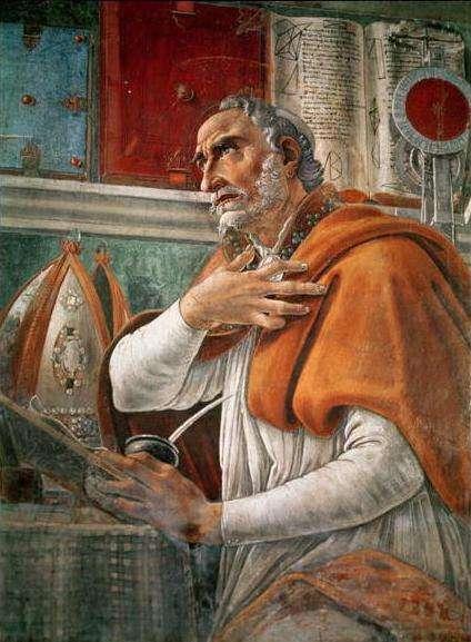 Ο Αυγουστίνος Ιππώνος (Aurelius Augustinus Hipponensis, (13 Νοεμβρίου 354 - 28 Αυγούστου 430), γνωστός και ως Άγιος Αυγουστίνος, ήταν χριστιανός θεολόγος, του οποίου τα γραπτά είχαν πολύ μεγάλη επιρροή στην ανάπτυξη του Δυτικού Χριστιανισμού και της Δυτικής φιλοσοφίας.