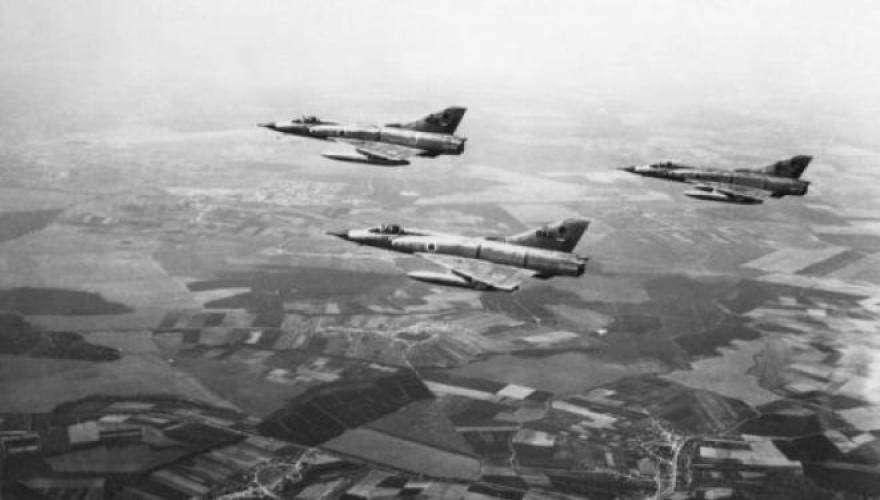 Ισραηλινά αεροσκάφη