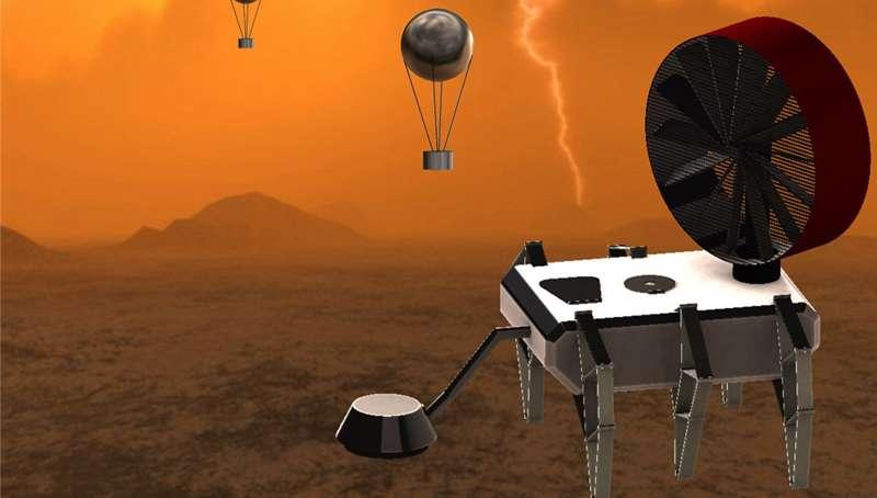Ένα υποψήφιο ρόβερ της NASA για την Αφροδίτη εμπνέεται από τον μηχανισμό των Αντικυθήρων