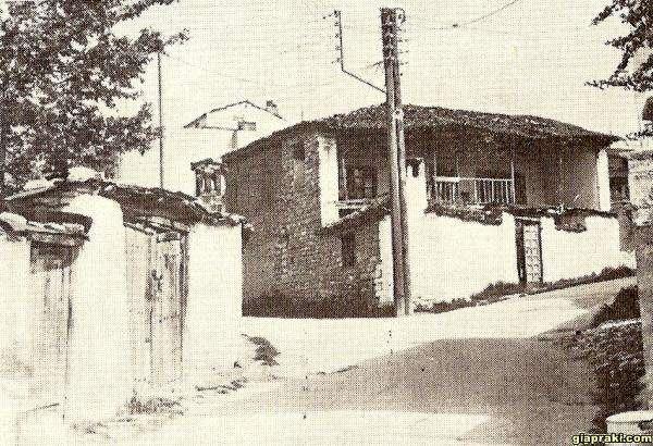 Παλιό σπίτι στην Κοζάνη, πιθανόν στις αρχές του 20ου αιώνα
