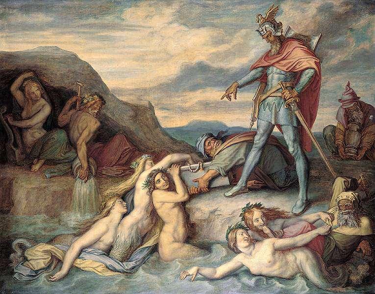 Πέτερ φον Κορνέλιους, 1859