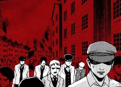Κατεβάστε 'Το Κεφάλαιο' του Μαρξ σε διασκευή manga (pdf)