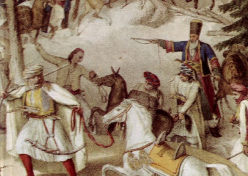 Γιάννης Σκαρίμπας: Η Επανάσταση του 1821 και οι «ασπρορουχάδες» της Ιστορίας