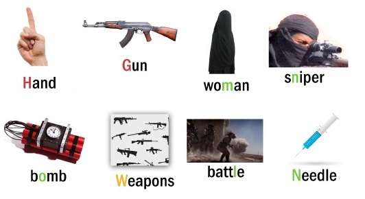 Πώς διδάσκει το ISIS Αγγλικά στα παιδιά του – 'b' όπως 'bomb'