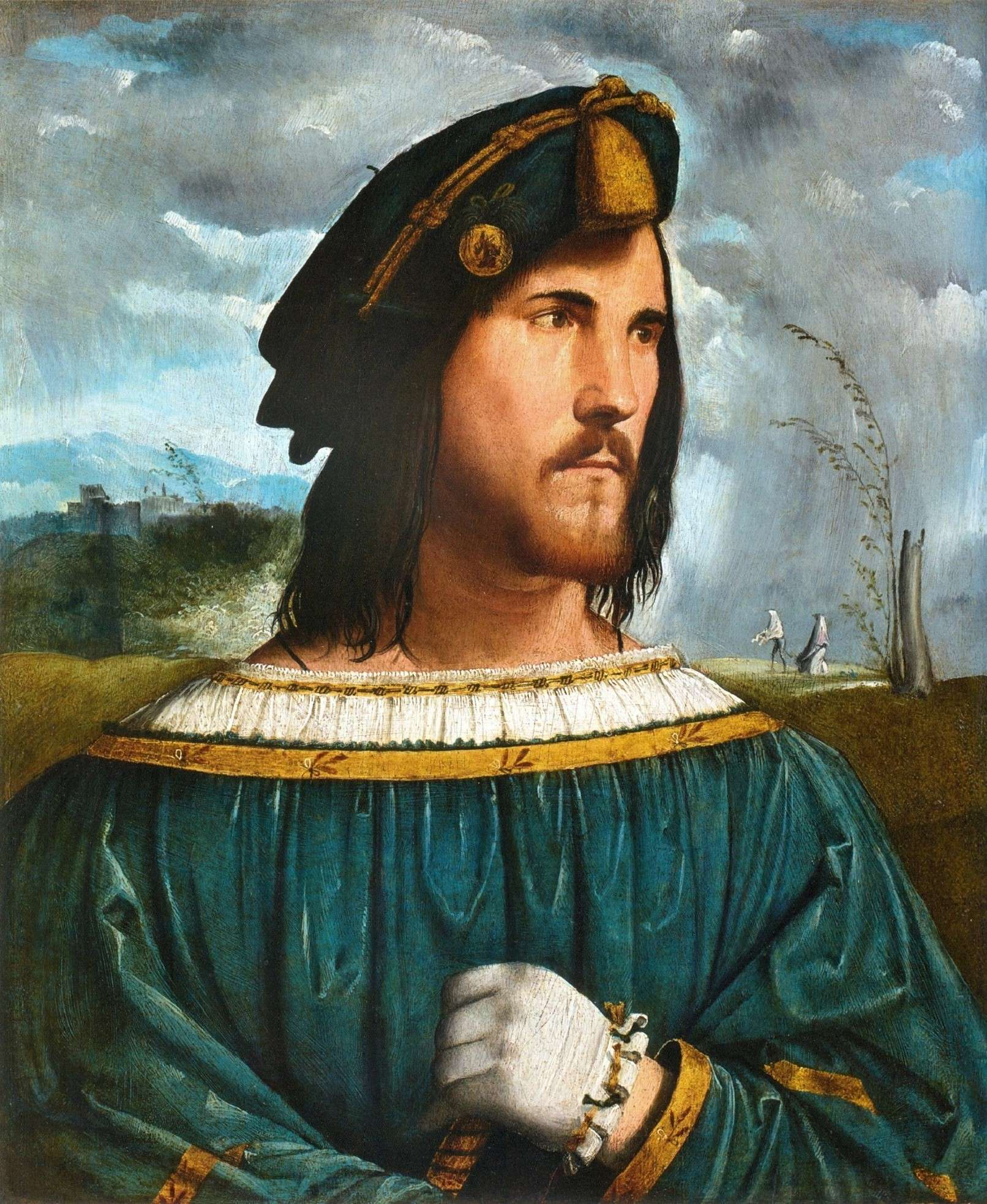 Ο Καίσαρας Βοργίας (Cesare Borgia, 13 Σεπτεμβρίου 1475 - 12 Μαρτίου 1507) ήταν γιος του Ροδρίγου Βοργία (μετέπειτα Πάπας Αλέξανδρος ΣΤ΄). Από τον πατέρα του διορίστηκε καρδινάλιος.