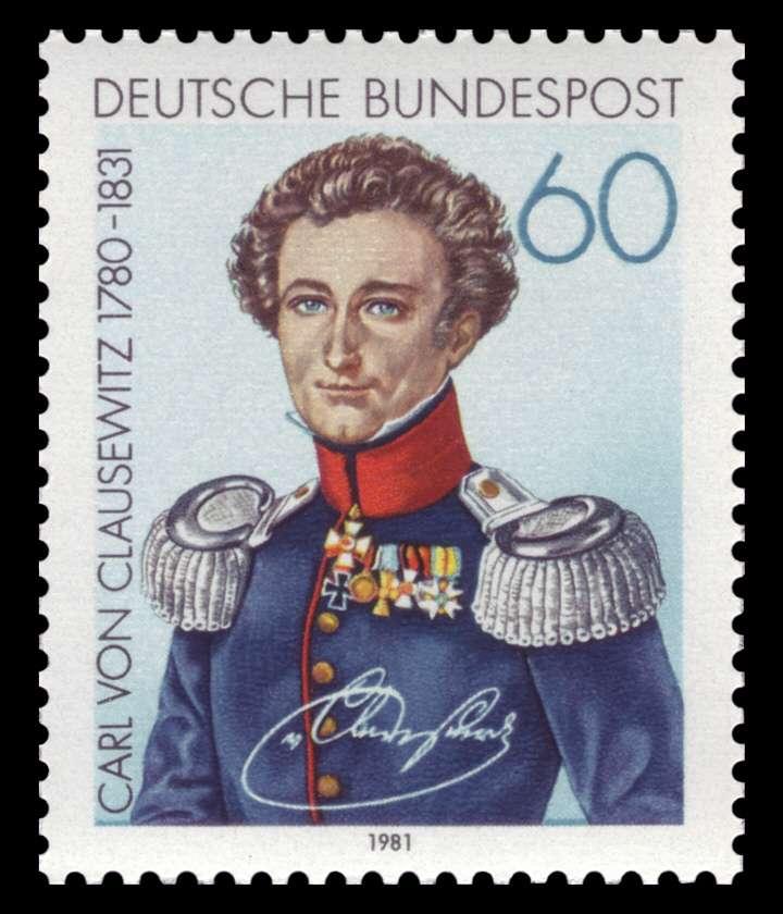 Ο Καρλ Φίλιππ Γκότλιμπ φον Κλάουζεβιτς (Carl Philipp Gottlieb von Clausewitz, 1 Ιουλίου 1780 - 16 Νοεμβρίου 1831) ήταν Πρώσος στρατιωτικός και συγγραφέας περί της θεωρίας και πρακτικής του πολέμου.