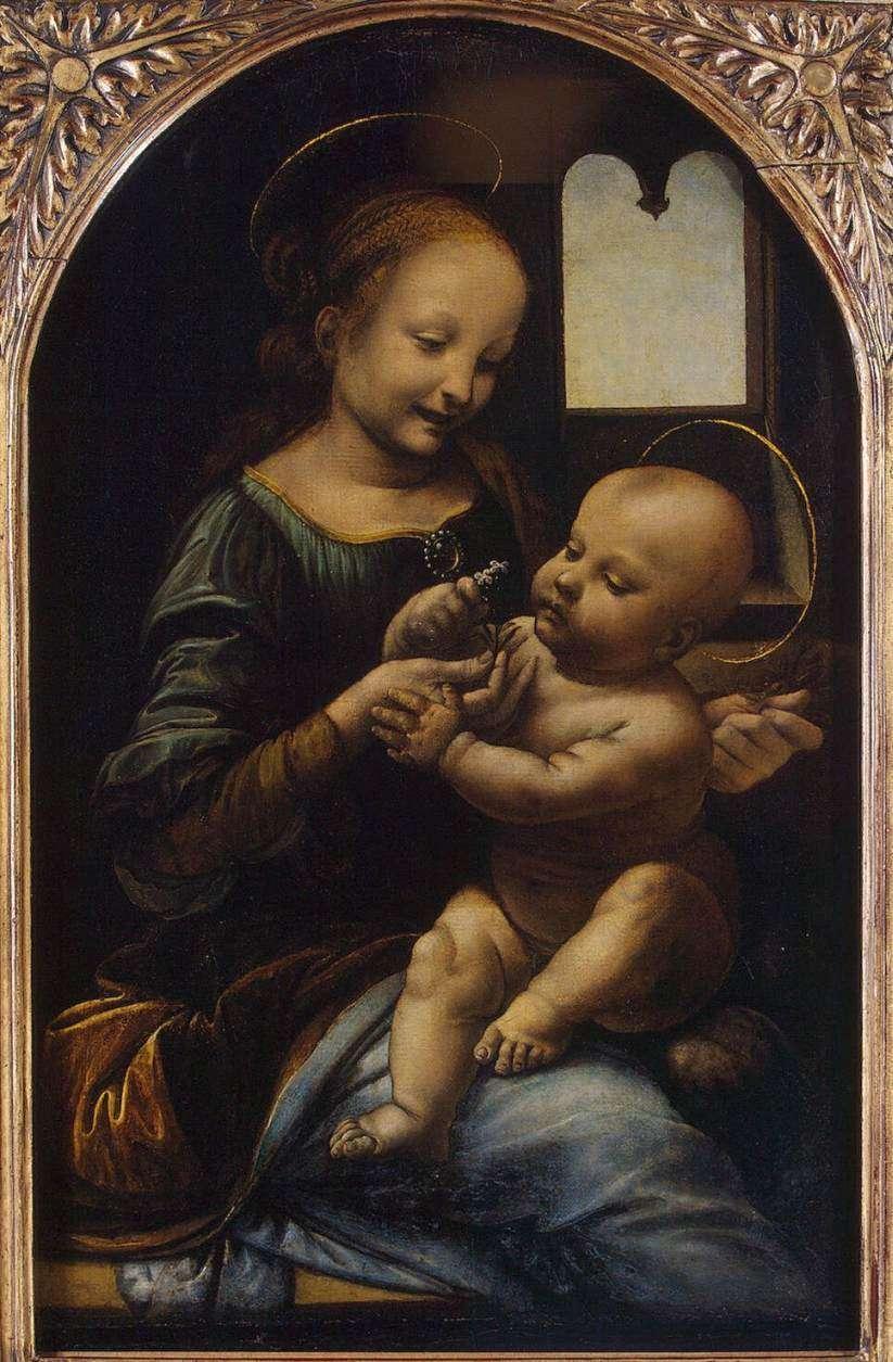 Η Παναγία Μπενουά είναι πίνακας του Λεονάρντο ντα Βίντσι, ελαιογραφία σε καμβά, που χρονολογείται στην περίοδο μεταξύ 1478 και 1482. Εκτίθεται στο Ερμιτάζ της Αγίας Πετρούπολης.