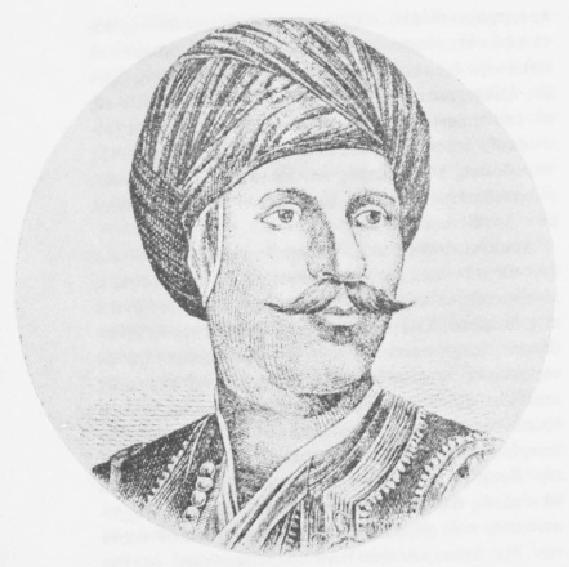 Ο Κρητικός Μιχάλης Κουρμούλης (1765 - 1824)
