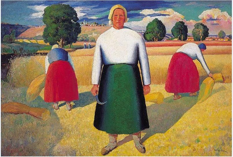 Πίνακας του Καζιμίρ Μαλέβιτς