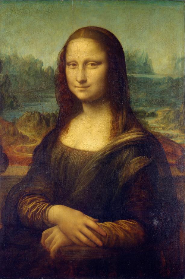 Λεονάρντο ντα Βίντσι - Μόνα Λίζα (1503-1506)
