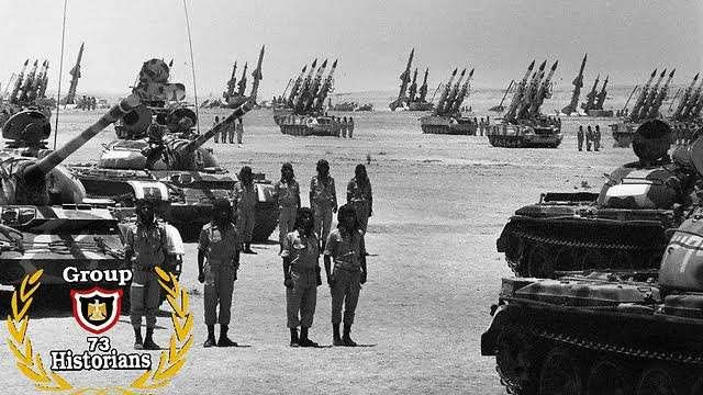 Οι αντιαεροπρικές συστοιχίες των Αιγυπτίων έφεραν σε δύσκολη θέση την ισραηλινή αεροπορία