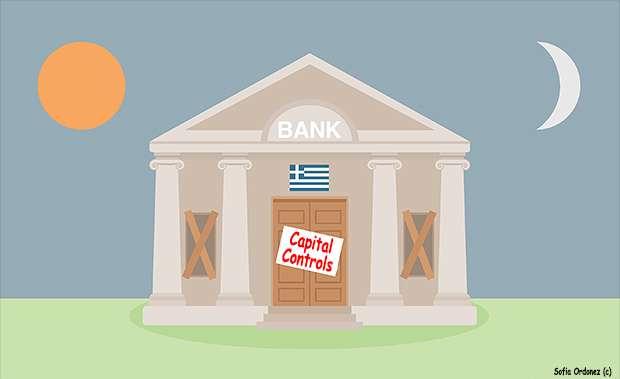 Το ελληνικό χρηματοπιστωτικό σύστημα, και πριν τις αναγκαστικές συγχωνεύσεις που επέβαλαν τα μνημόνια, χαρακτηριζόταν από συγκέντρωση όλων των λειτουργιών του στις τράπεζες.