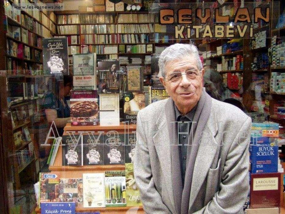 Ο πιο γνωστός τουρκοκρητικός συγγραφέας Αχμέτ Γιορουλμάζ
