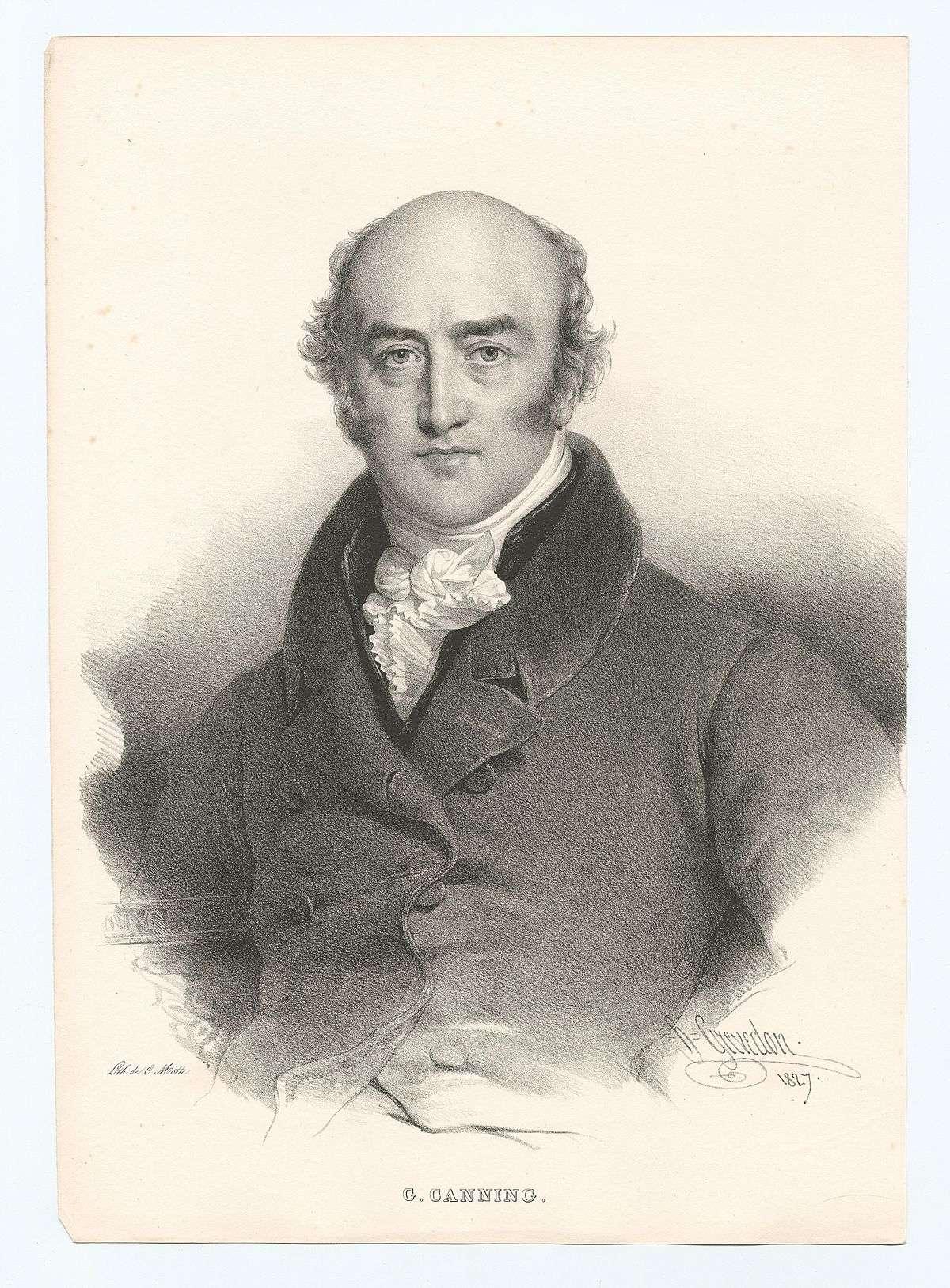 Ο Τζωρτζ Κάνινγκ (Georges Canning, 11 Απριλίου 1770 - 8 Αυγούστου 1827) ήταν Άγγλος πολιτικός που διετέλεσε Υπουργός Εξωτερικών της Μεγάλης Βρετανίας και πρωθυπουργός κατά την περίοδο 10 Απριλίου-8 Αυγούστου του 1827.