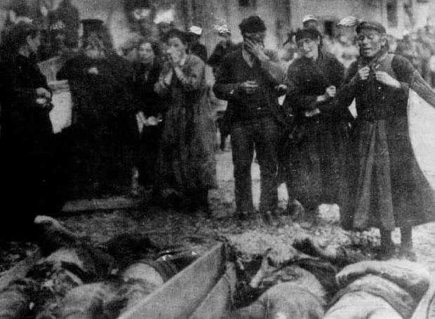 Στις 19 Μαΐου 1919 ο Μουσταφά Κεμάλ αποβιβάζεται στη Σαμψούντα για να ξεκινήσει τη δεύτερη και πιο άγρια φάση της Ποντιακής Γενοκτονίας, υπό την καθοδήγηση των γερμανών και σοβιετικών συμβούλων του.