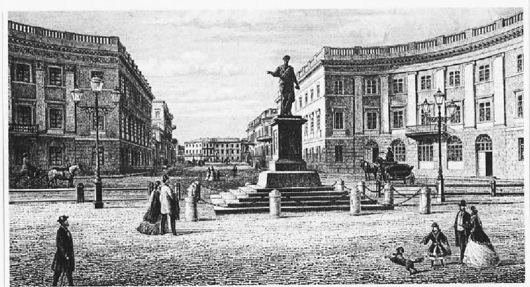 Η Οδησσός γύρω στα 1800