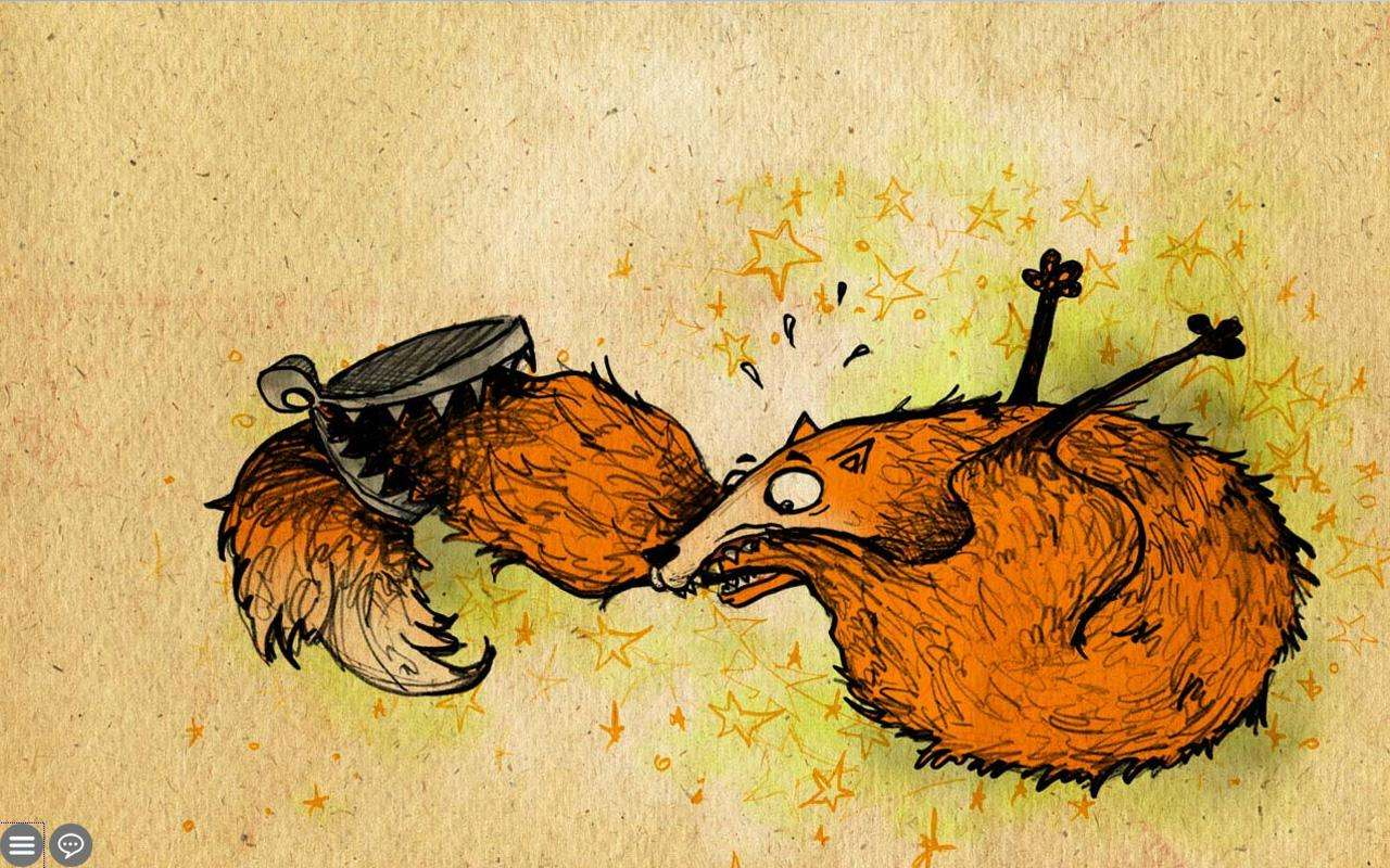 Μύθοι του Αισώπου. Η κολοβή αλεπού