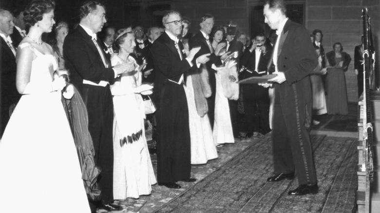 Η ομιλία του Αλμπέρ Καμύ όταν παρέλαβε το Νόμπελ λογοτεχνίας