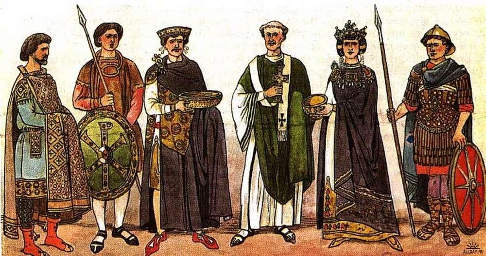 Βυζαντινοί αξιωματούχοι