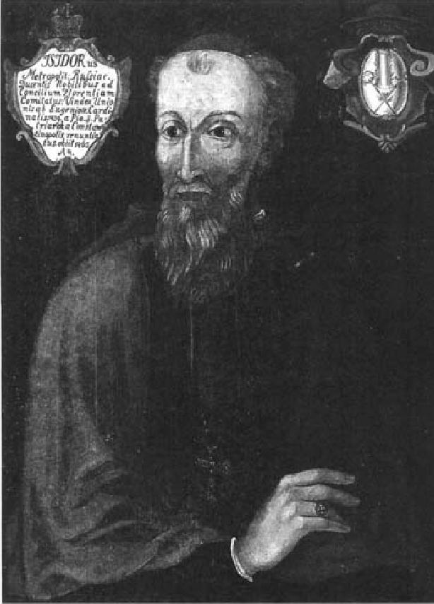 Ο Αρχιεπίσκοπος Κιέβου Καρδινάλιος Ισίδωρος, γνωστός στη Ρωσία και ως Ισίδωρος ο Αποστάτης, ( - 1463) ήταν ενωτικός Μητροπολίτης Κιέβου και Μόσχας, Καρδινάλιος, Λατίνος Πατριάρχης Κωνσταντινουπόλεως και Έλληνας λόγιος του 15ου αιώνα.