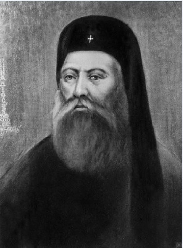 Ο Γεννάδιος Σχολάριος (κατά κόσμον Γεώργιος Κουρτέσιος, 1400 - 1473) ήταν ο πρώτος Πατριάρχης Κωνσταντινουπόλεως μετά την Άλωση της Κωνσταντινούπολης.