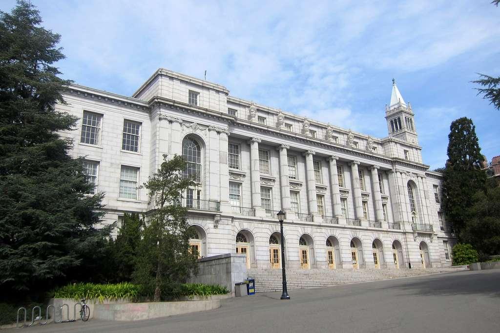Μπέρκλεϋ: Το κτίριο Wheeler Hall