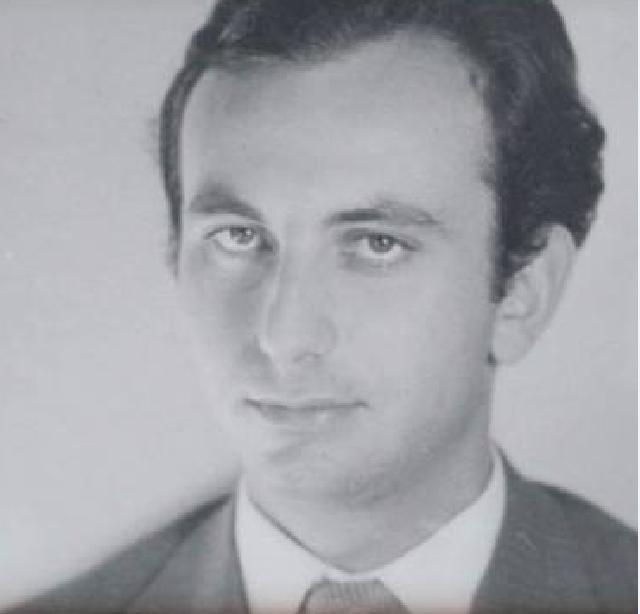 Ο Παναγιώτης Κονδύλης (17 Αυγούστου 1943 – 11 Ιουλίου 1998)