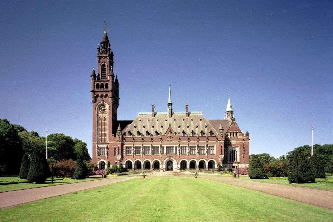 Διεθνές Δικαστήριο της Χάγης
