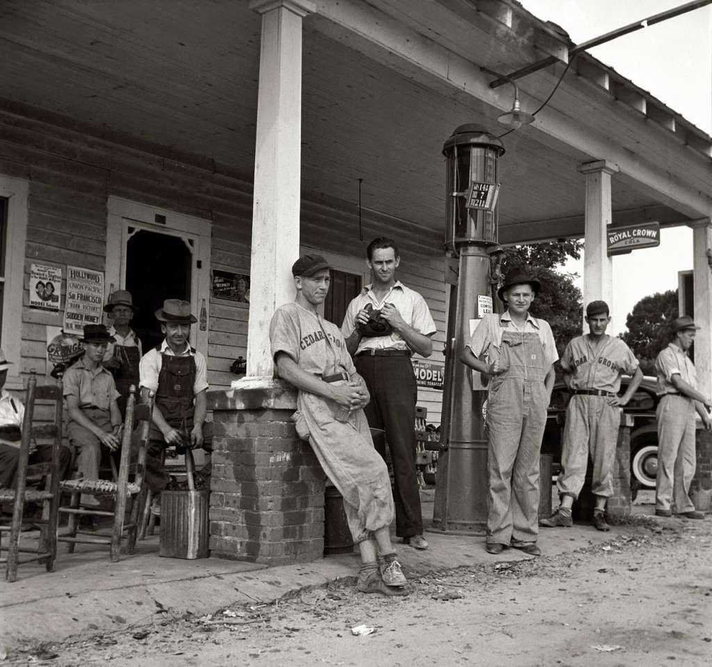 Εργάτες στην Αμερική (1939)