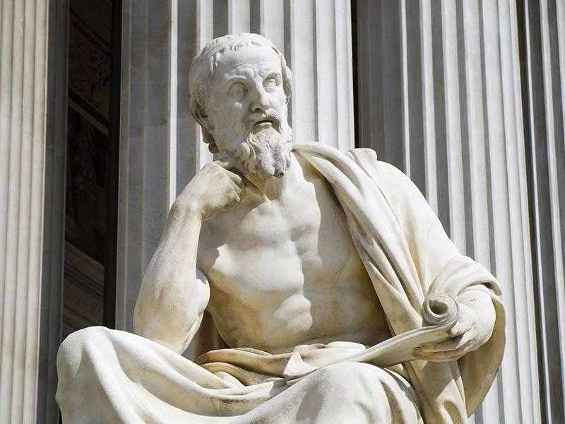 Για την Ιστορία του Ηρόδοτου