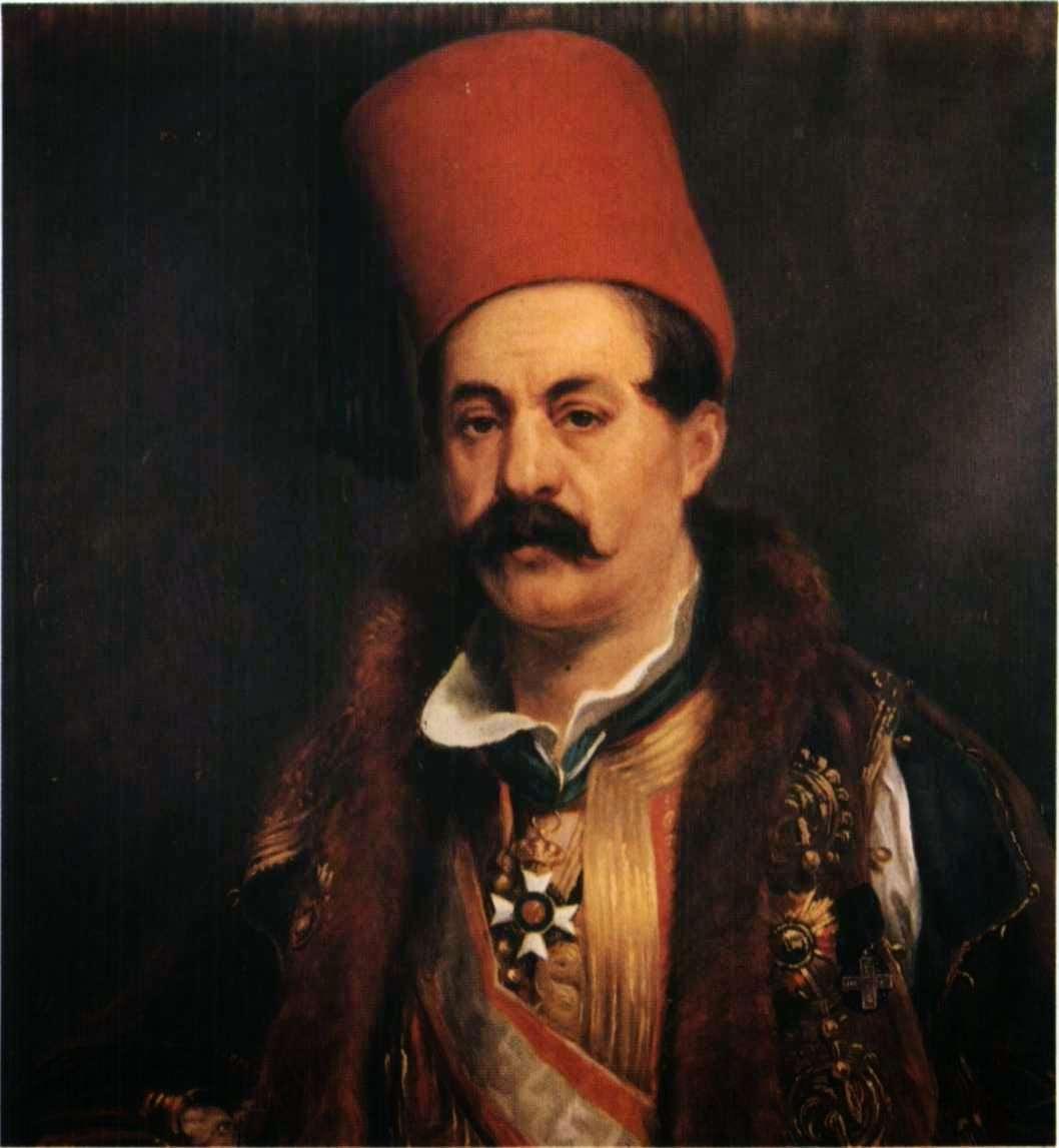 Ο Ιωάννης Κωλέττης (1773 ή 1774 - 31 Αυγούστου 1847