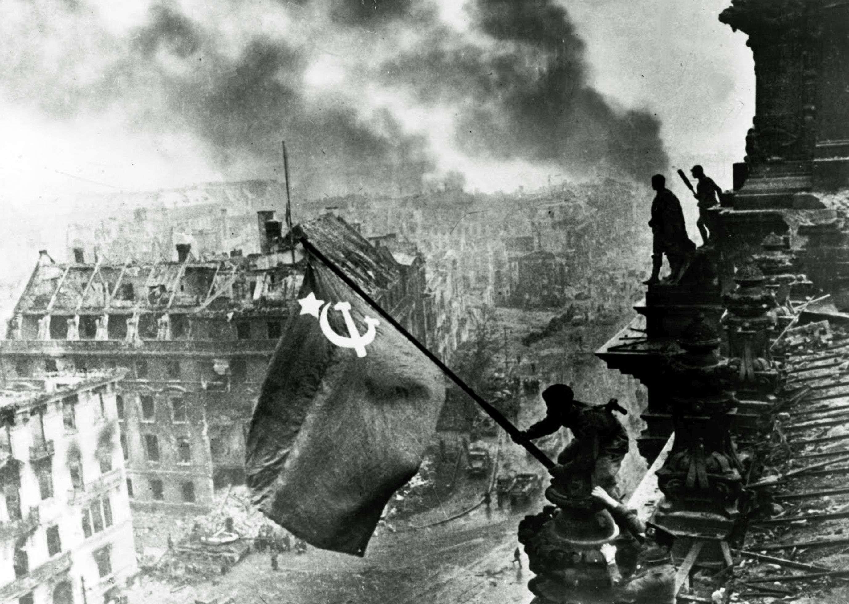 Πολλοί ισχυρίζονται ότι ο Στάλιν ήταν ο καταλύτης για τη συντριβή του ναζισμού στην Ευρώπη.