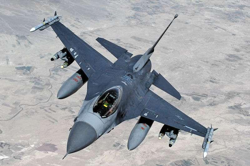 Το αχρείαστο λίφτινγκ στα F 16!
