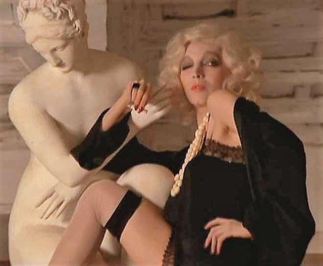 σκηνή από την ταινία Film d'amore e d'anarchia του Nino Rota