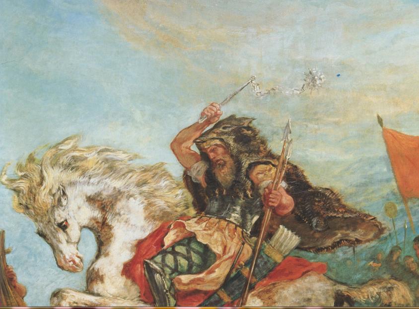 Ο Έλληνας στρατιώτης που υπηρέτησε τον Αττίλα τον Ούννο και πολέμησε τους Ρωμαίους και τους Βυζαντινούς