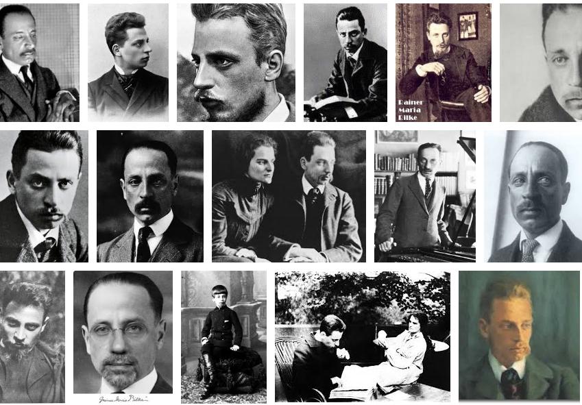 Ο Ράινερ Μαρία Ρίλκε (Rainer Maria Rilke, 4 Δεκεμβρίου 1875 - 29 Δεκεμβρίου 1926) ήταν λυρικός ποιητής και πεζογράφος του 20ού αιώνα.