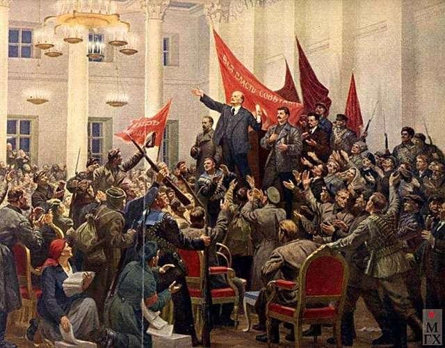 Η γραφειοκρατική σταλινική αντεπανάσταση, ως συνέχεια και ανατροπή εν πολλοίς μεγάλου μέρους των κατακτήσεων της ρωσικής επανάστασης (από τον Φλεβάρη έως τον Οκτώβρη), εγκαθίδρυσε ένα ολοκληρωτικό καθεστώς που ελάχιστα έχει να ζηλέψει από εκείνα των αντιπάλων του